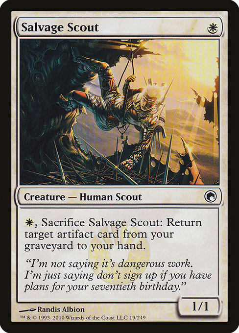Salvage Scout (SOM)