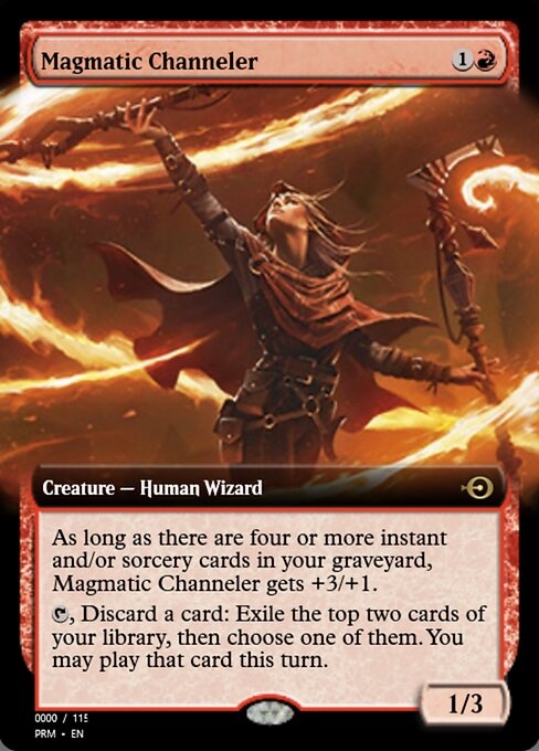 Magmatic Channeler (PRM)