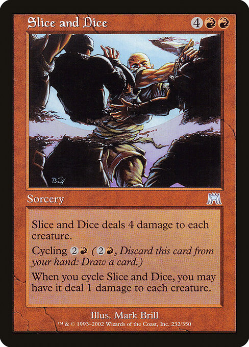 Slice and Dice (ONS)