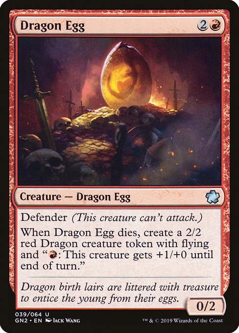 Dragon Egg (GN2)