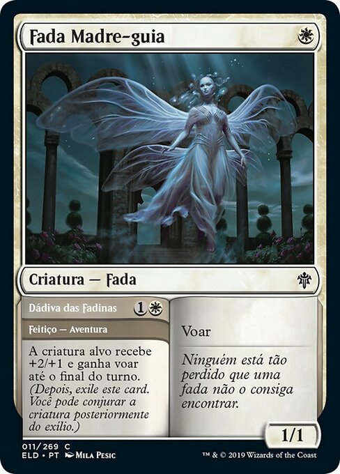 Faerie Guidemother // Gift of the Fae (ELD)
