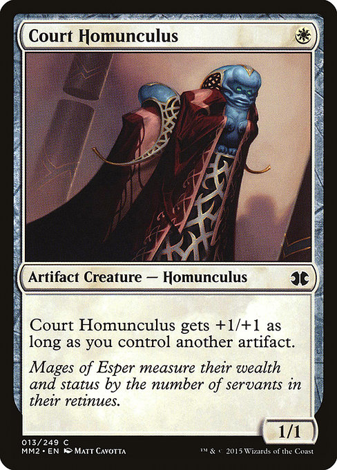 Court Homunculus (MM2)