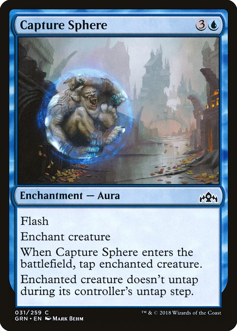Capture Sphere (GRN)