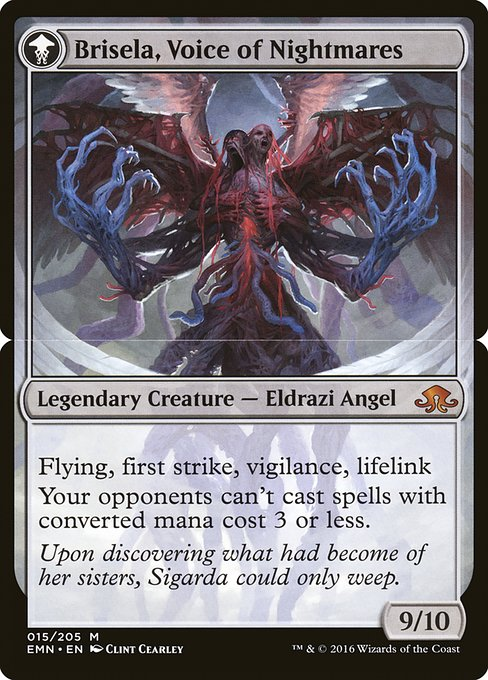 Brisela, Voice of Nightmares (EMN)