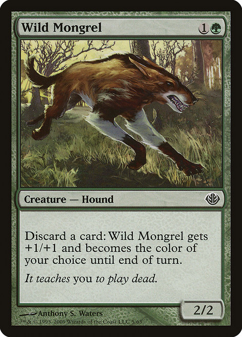 Wild Mongrel (DDD)