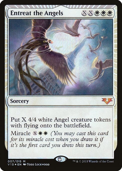 From the Vault: Angels (V15) · Scryfall Magic: The Gathering