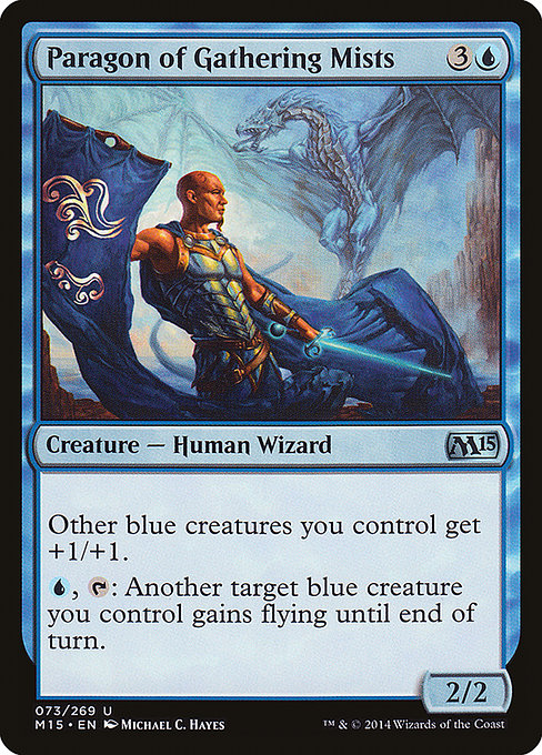 Paragon of Gathering Mists (M15)