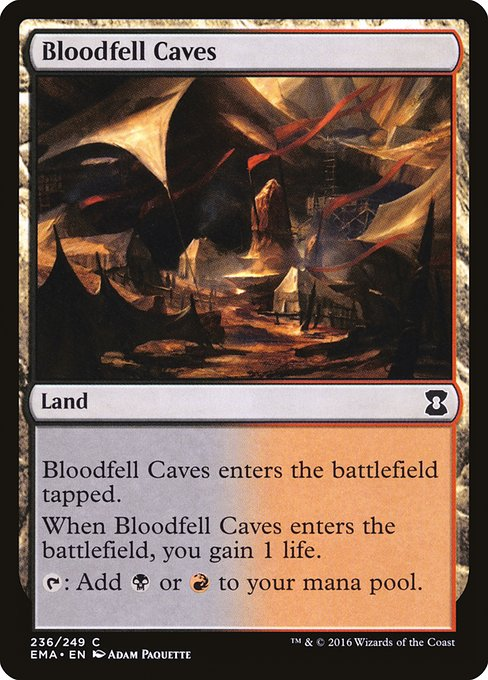 Bloodfell Caves (EMA)