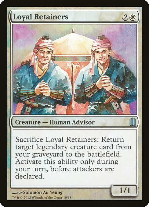 Loyal Retainers (CM1)