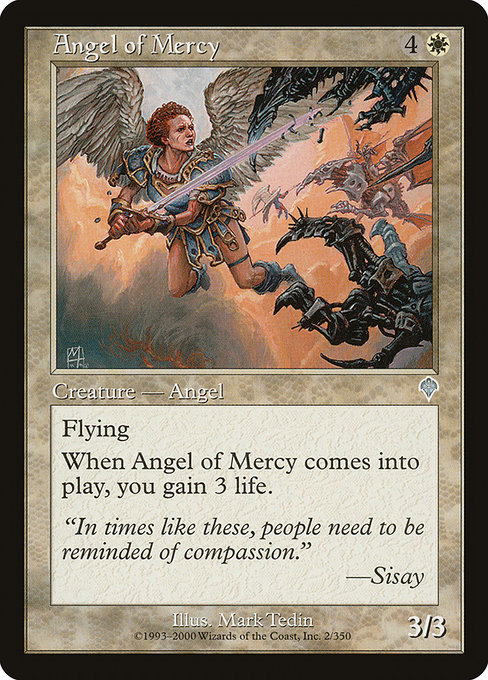 Angel of Mercy (INV)