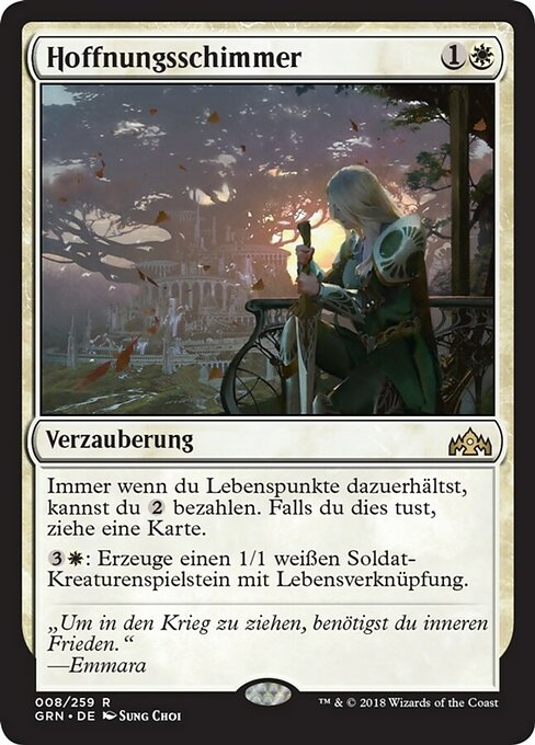 Dawn of Hope (GRN)