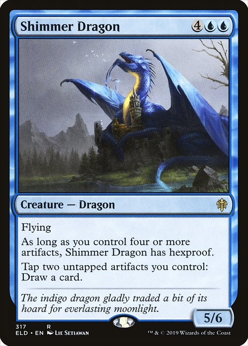 Shimmer Dragon (ELD)