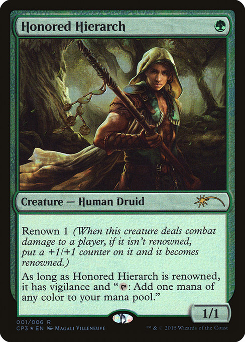 Honored Hierarch (CP3)
