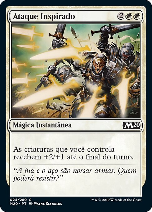 Inspired Charge (M20)