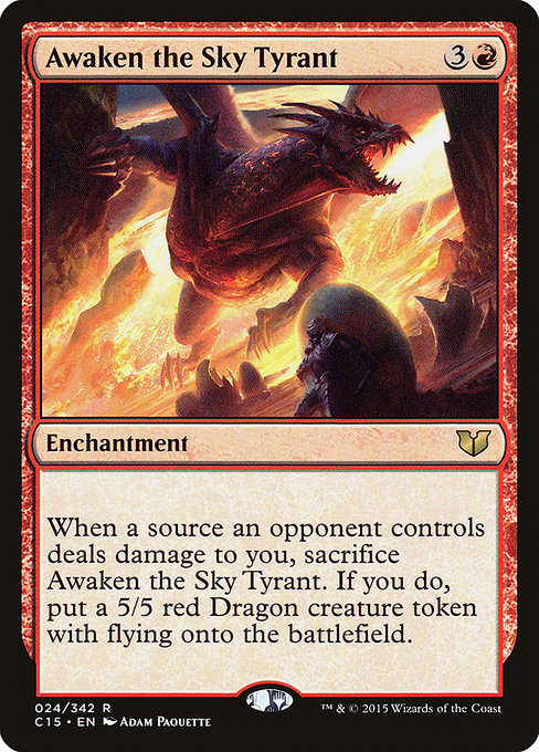 Commander 2015 (C15) · Scryfall Magic: The Gathering Search