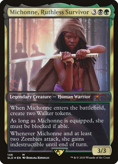 Michonne, Ruthless Survivor (SLD)