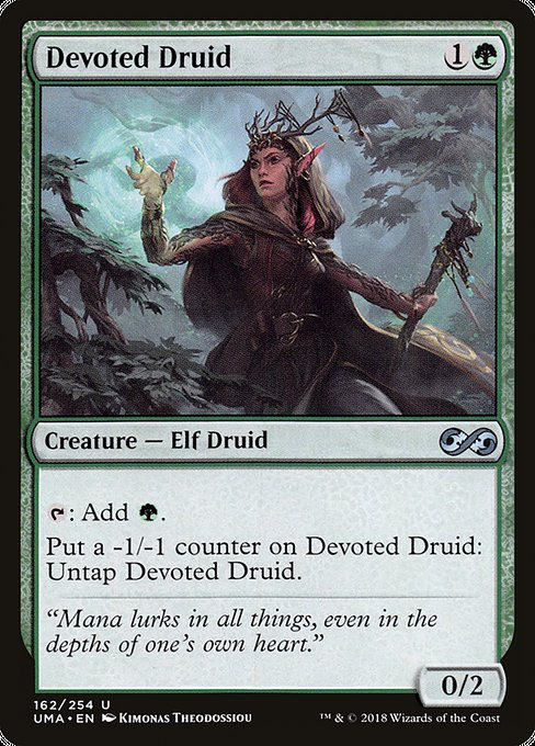 Devoted Druid (UMA)