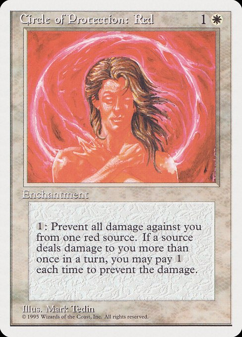 Circle of Protection: Red (RQS)