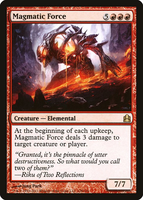 Magmatic Force (CMD)
