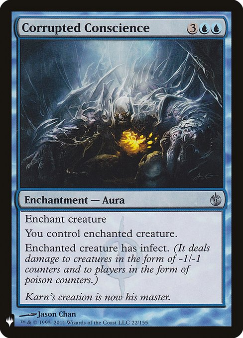 Corrupted Conscience (MB1)