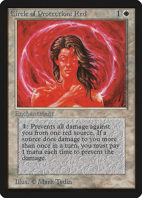Circle of Protection: Red (LEB)