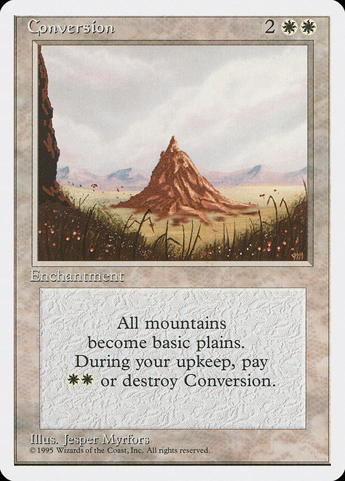 Conversion (4ED)