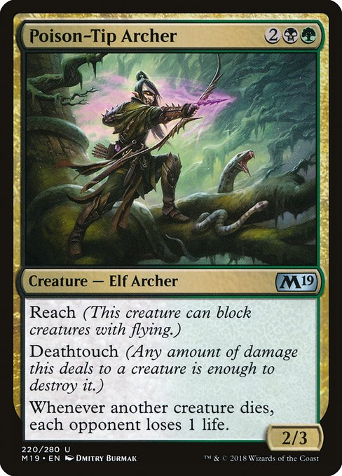 Poison-Tip Archer (M19)