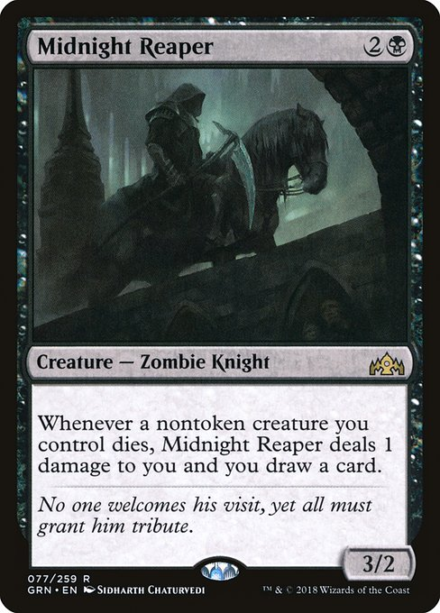 Midnight Reaper (GRN)