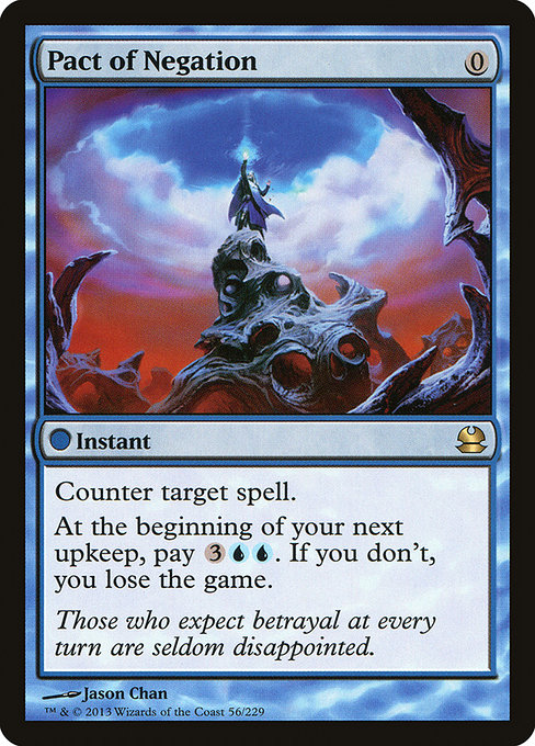 Pact of Negation (MMA)