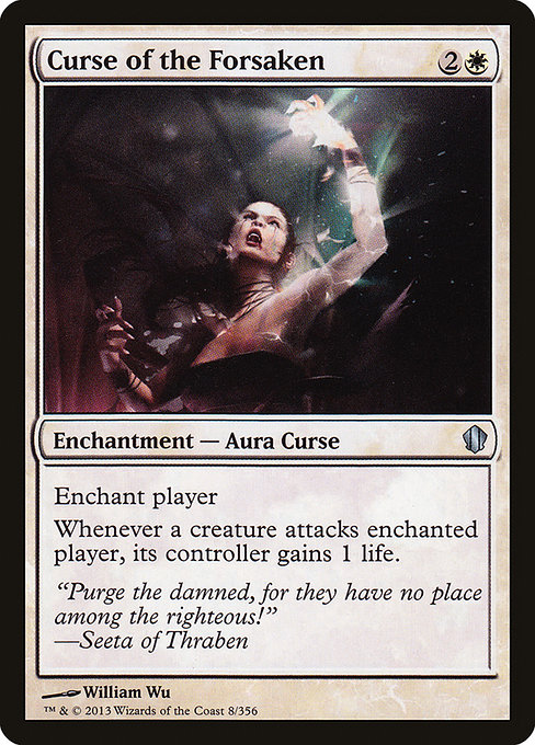 Curse of the Forsaken (C13)