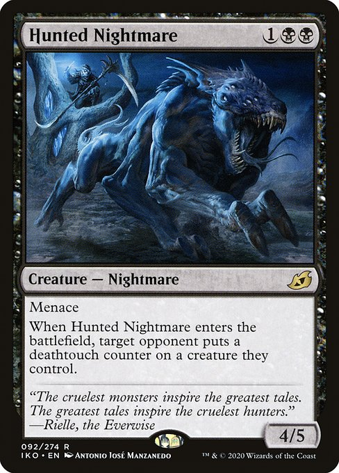 Hunted Nightmare (IKO)