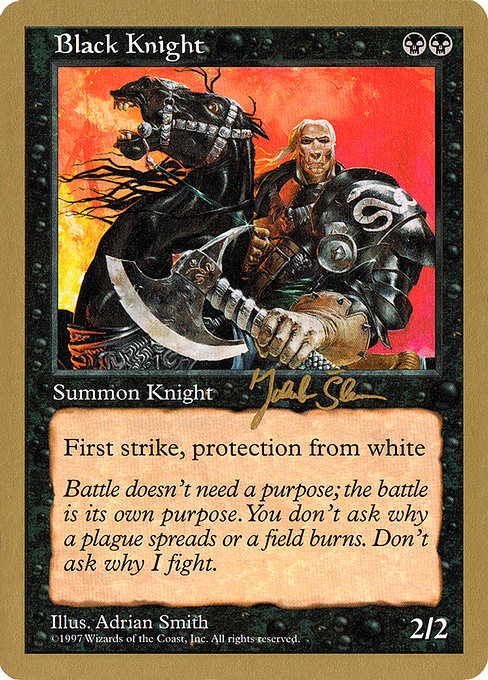 Black Knight (WC97)
