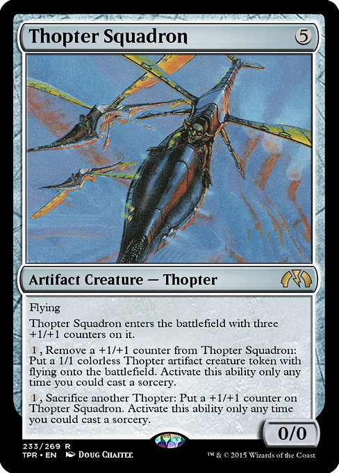Thopter Squadron (TPR)