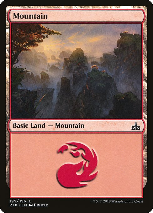 Mountain (RIX)