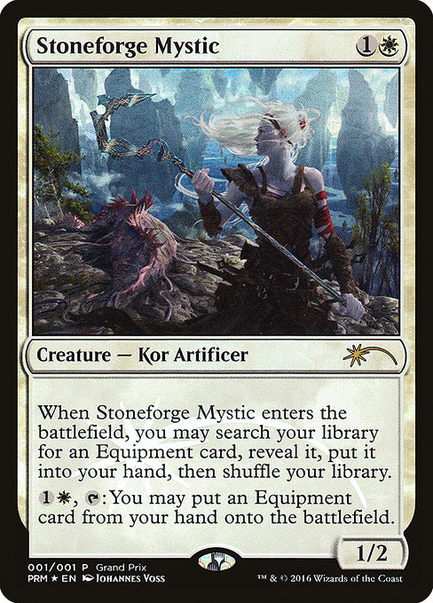 Stoneforge Mystic (PGPX)