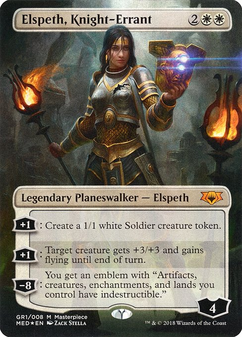 Elspeth, Knight-Errant (MED)