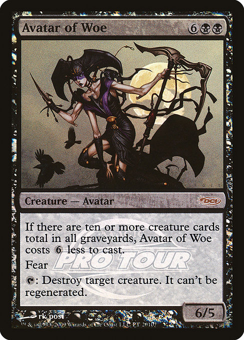 Avatar of Woe (PPRO)