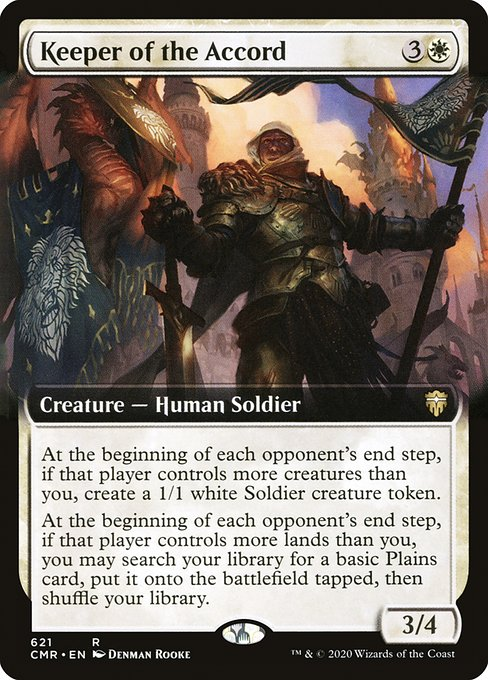 Keeper of the Accord (CMR)