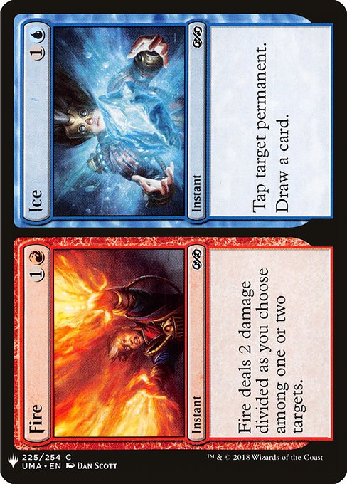 Fire // Ice (MB1)