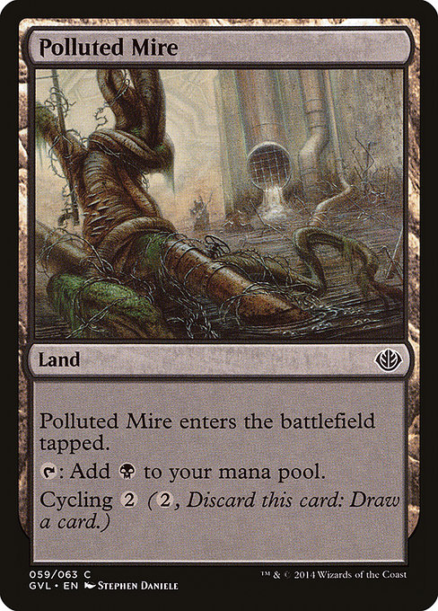 Polluted Mire (GVL)