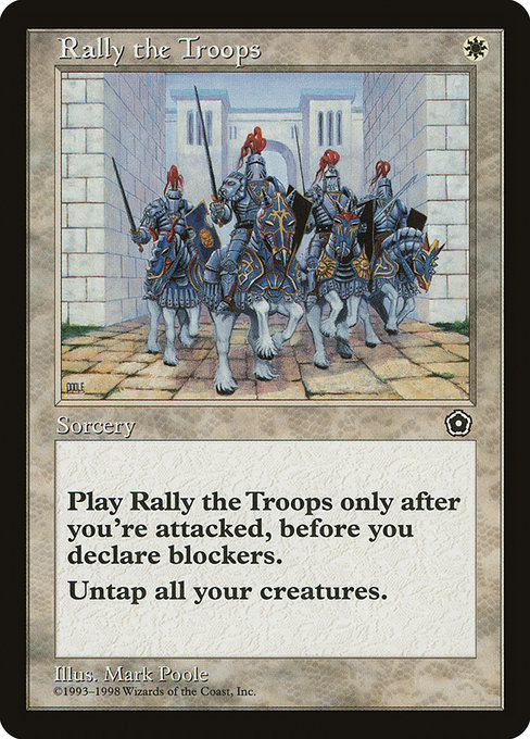 Rally the Troops (P02)