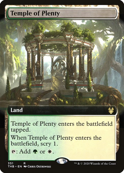 Temple of Plenty (THB)