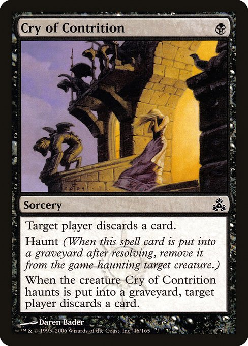 Cry of Contrition (GPT)