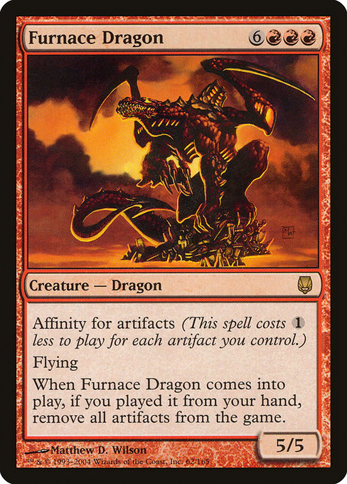 Furnace Dragon (DST)