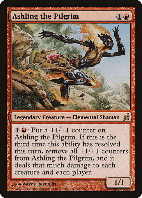 Ashling the Pilgrim (LRW)