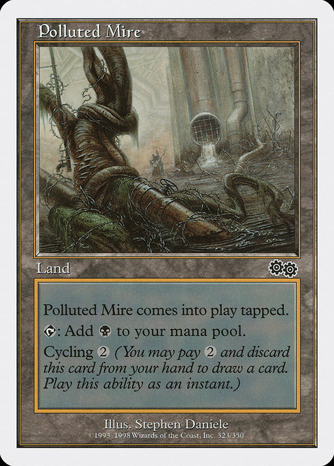 Polluted Mire (ATH)