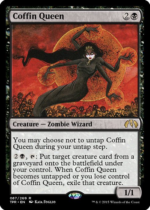 Coffin Queen (TPR)