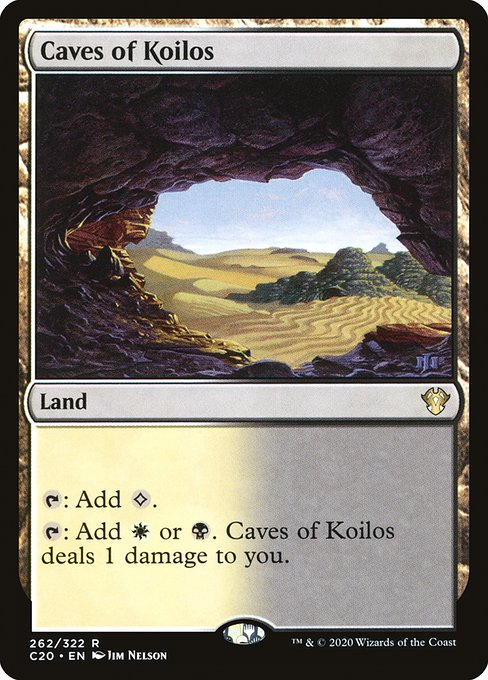 Caves of Koilos (C20)