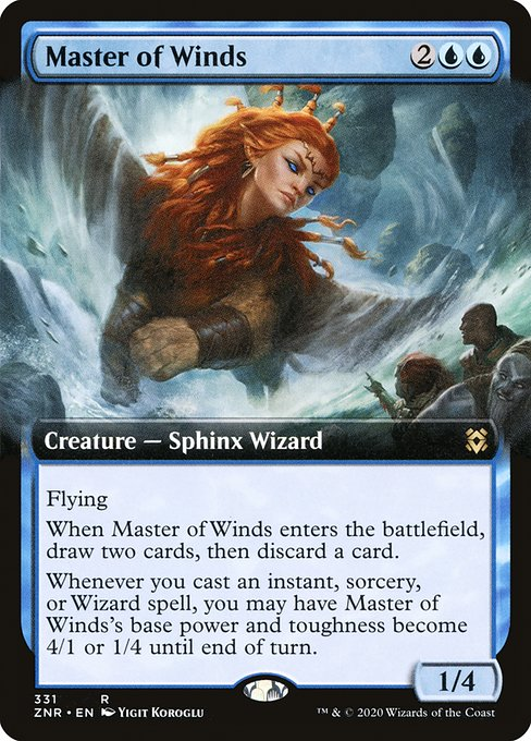 Master of Winds (ZNR)