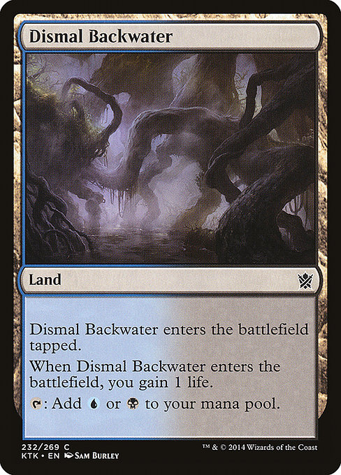 Dismal Backwater (KTK)